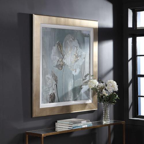 Golden Tulip Framed Print