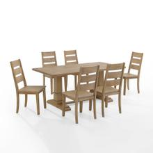 JOANNA 7PC DINING SET