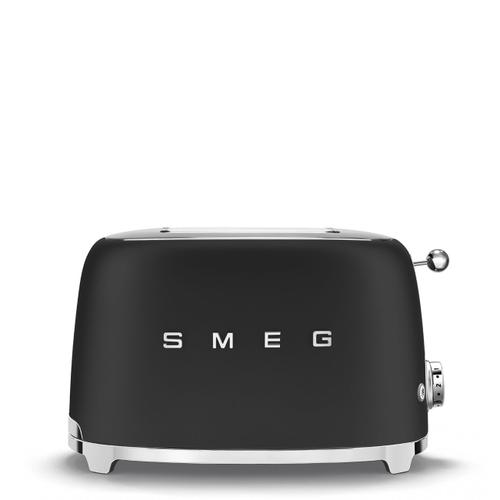 2x2 Slice Toaster, Matte black