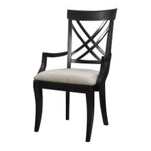 Modern Heritage X Back Arm Chair
