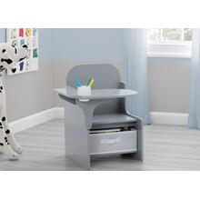 MySize Chair Desk - Grey (026)