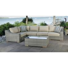 View Product - Corsica Sectional With Extender