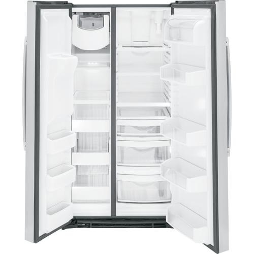 Product Image - GE Profile™ Series ENERGY STAR® 25.3 Cu. Ft. Side-by-Side Refrigerator