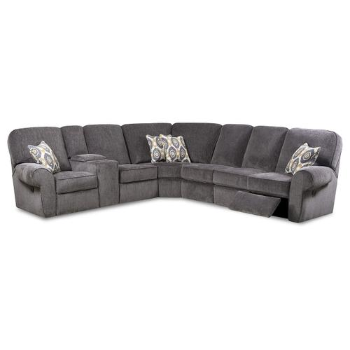 57005 Windsor Power Right Arm Facing Reclining Sofa