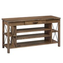 See Details - Crossway Large Entertainment Table