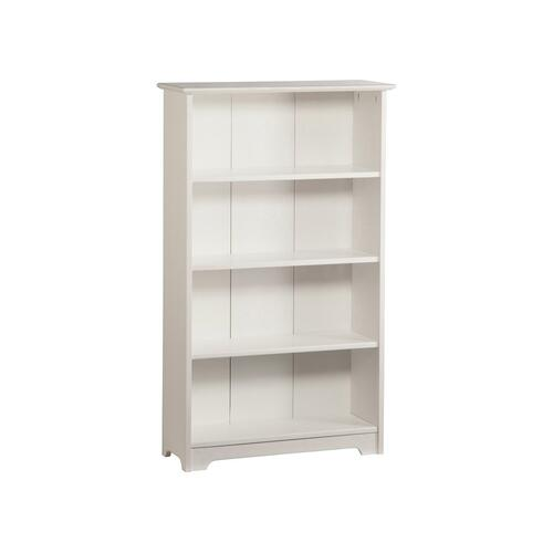 Atlantic Book Shelf 55 inch in White