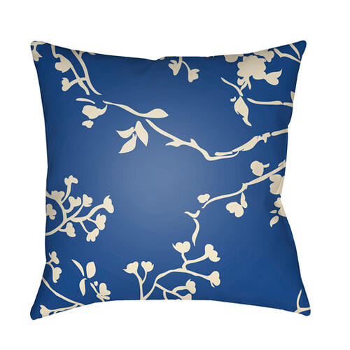 "Chinoiserie Floral CF-007 20"" x 20"""
