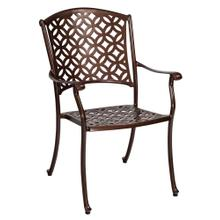 See Details - Casa Dining Armchair - Stackable