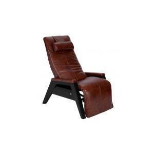 Human Touch - Gravis ZG Chair - Saddle - Black