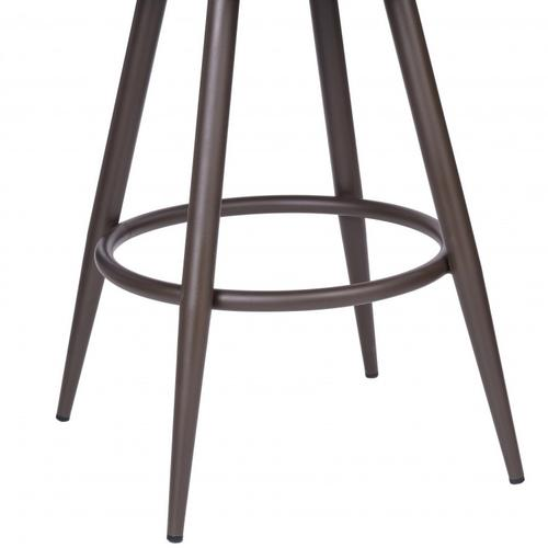 "Justin 26"" Counter Height Barstool"