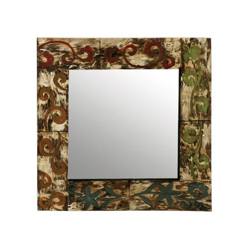 Product Image - MH1059  Colorful Engravings Mirror