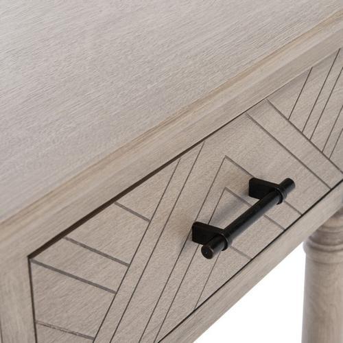 Safavieh - Peyton 2 Drawer Console Table - Greige