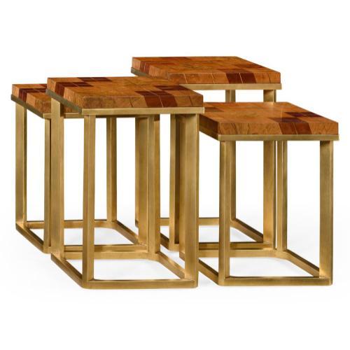 Signature Julian ARGYLE bunching coffee table