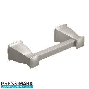 Hensley brushed nickel pivoting paper holder Product Image