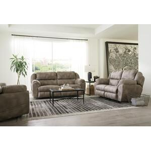 BIG POWER  RECLINER power Headreast,Power Lumbar, Lay Flat  w/Dual Heat & Massage