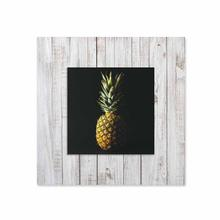 See Details - Pineapple With Background Miniature Fine Wall Art