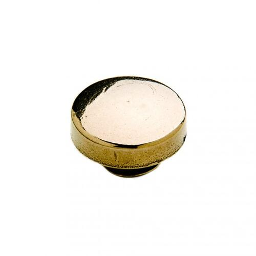 "Rocky Mountain Hardware - Small Standard Finial Cap 5/8"" Barrel Silicon Bronze Dark"