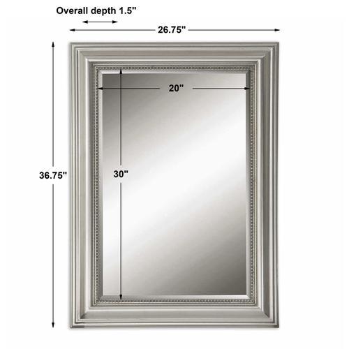 Uttermost - Stuart Silver Mirror