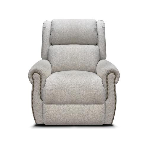 England Furniture - EZ5H70N EZ5H00 Swivel Gliding Recliner with Nails
