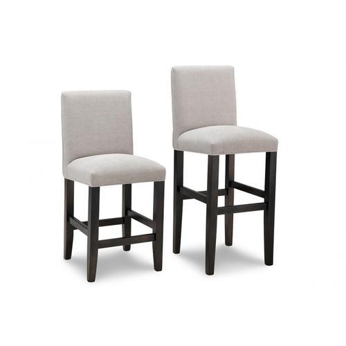 "- Cordova 24"" Counter Chair in Leather"