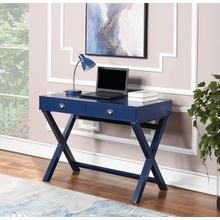 Washburn Chic Campaign Writing Desk