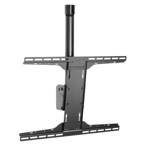 """SmartMount ® Ceiling Mount with 1.5"""" NPS Coupler and Universal I-Shaped Adaptor for 32"""" to 90"""" Displays"""