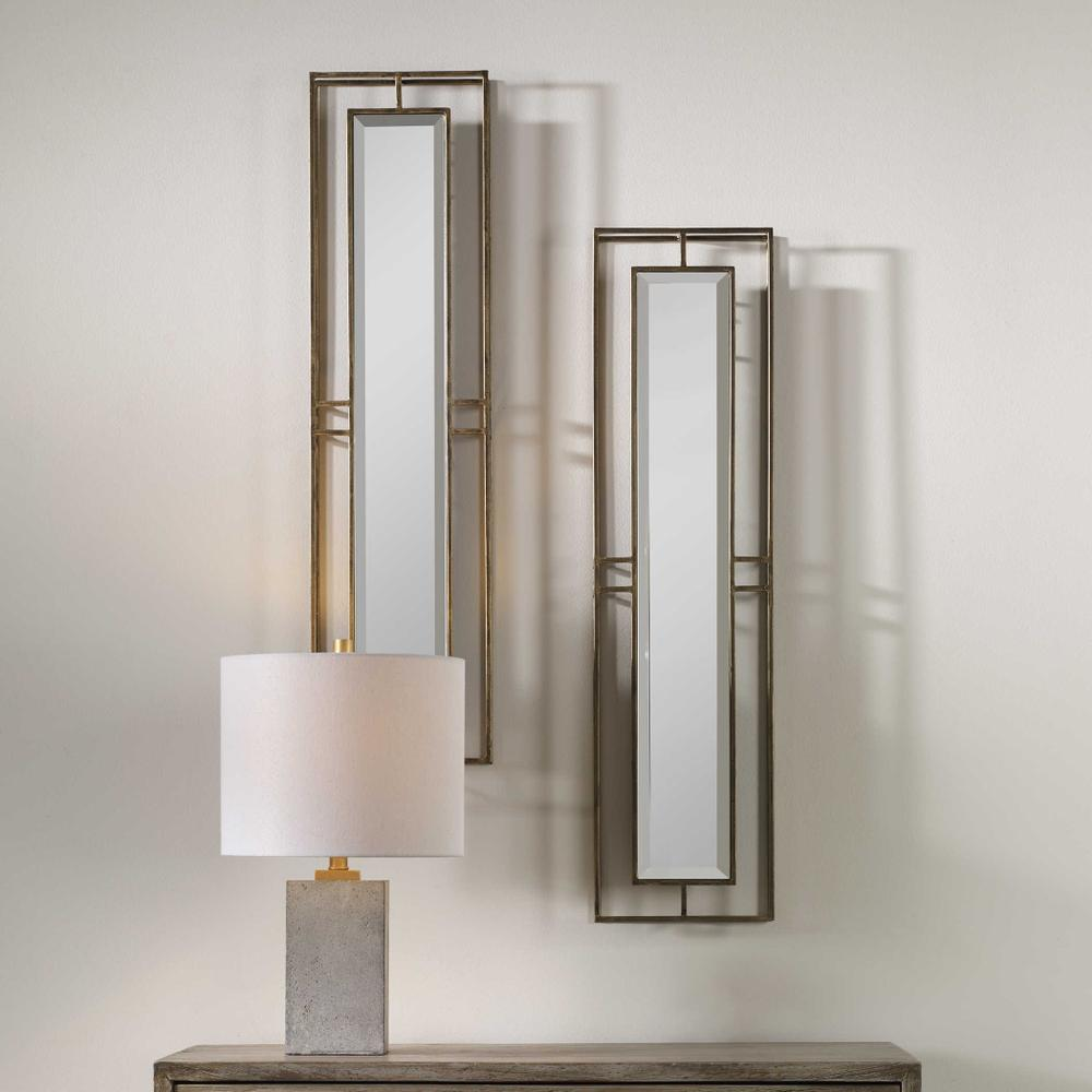 See Details - Rutledge Mirrors, S/2