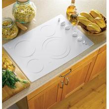 "CLOSEOUT/FLOOR DISPLAY- GE Profile™ Series 30"" Built-In Electric Cooktop"