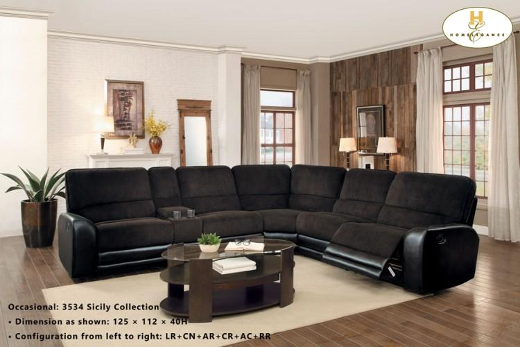 Ynez Motion Sectional