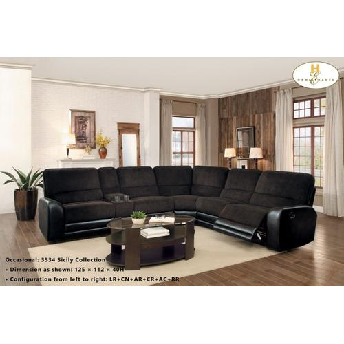 Packages - Ynez Motion Sectional