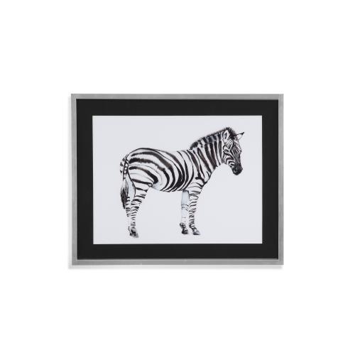Gallery - Custom Standing Zebra I