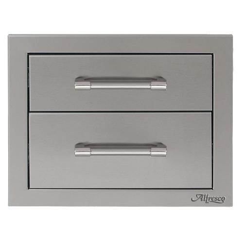 """Alfresco - 17"""" Two Tier Storage Drawers"""