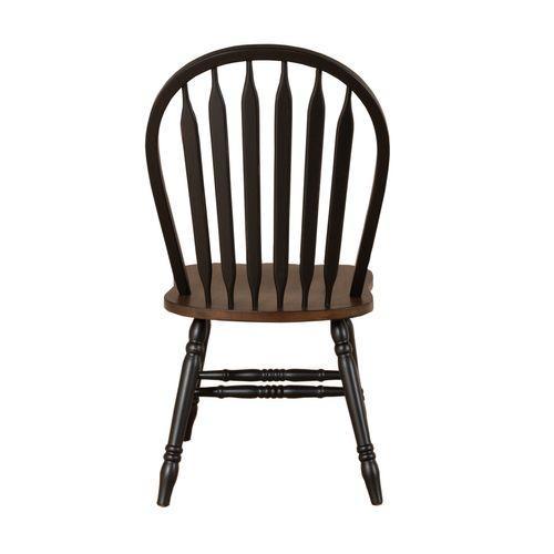 Liberty Furniture Industries - Windsor Side Chair- Black