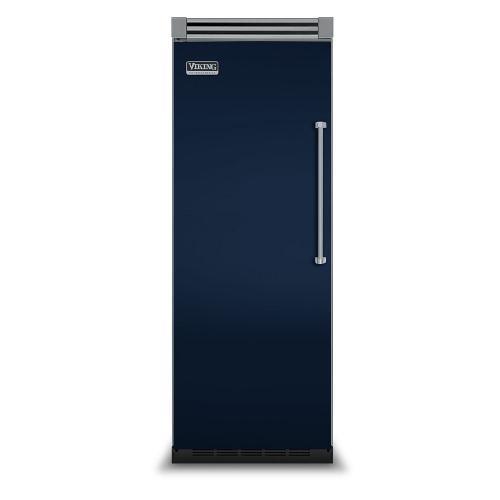"""Viking - Viking Blue 30"""" Quiet Cool™ All Refrigerator - VIRB Tru-Flush™ (Left Hinge Door)"""