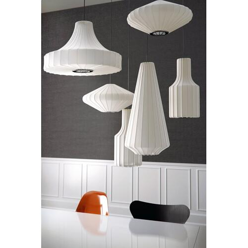 Cocoon 1-Light Pendant