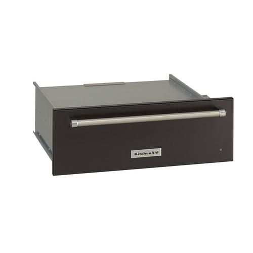 KitchenAid Canada - 30'' Slow Cook Warming Drawer with PrintShield Finish - Black Stainless