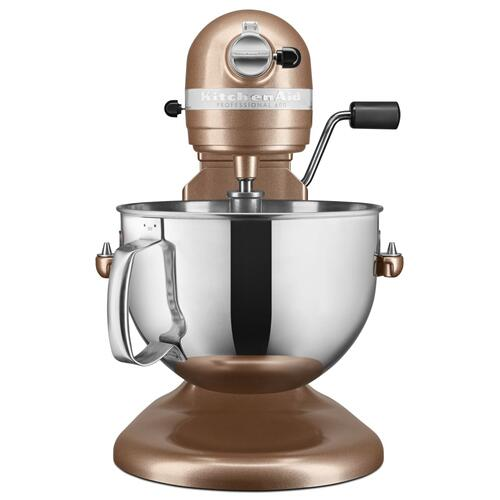 Pro 600™ Series 6 Quart Bowl-Lift Stand Mixer - Toffee Delight