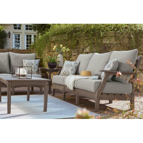 Visola Outdoor Sofa With Cushion