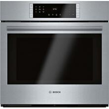 800 Series Single Wall Oven 76 cm Stainless steel HBL8453UC