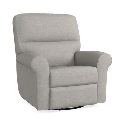 Bassett Furniture - Bedford Swivel Glider Recliner