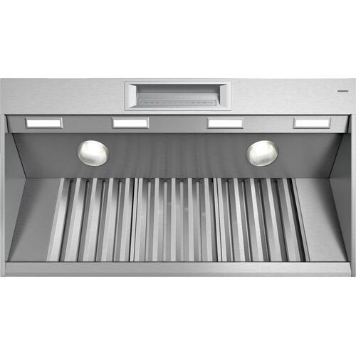 Wall Hood 48'' Stainless Steel PH48GWS