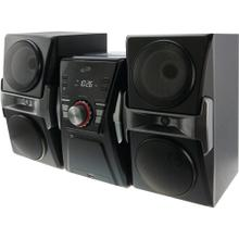 See Details - Bluetooth® Home Music System with FM Tuner & LED Lights