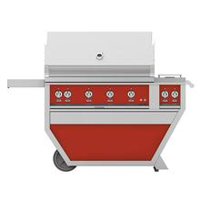 "42"" Hestan Outdoor Deluxe Grill with Double Side Burner - G_BR__CX_ Series - Matador"
