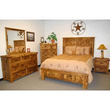 Reclaimed Look Bedroom Set (queen)