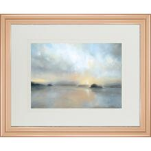 """December Mists"" By Joanne Parent Framed Print Wall Art"