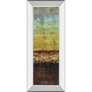 """Subterranean I"" By Lanie Loreth Mirror Framed Print Wall Art"