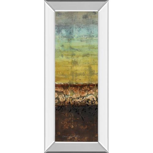 """Subterranean I"" By Lanie Loreth Mirror Framed Print Wall Art"