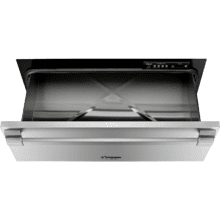 "30"" Pro Warming Drawer, Silver Stainless Steel"