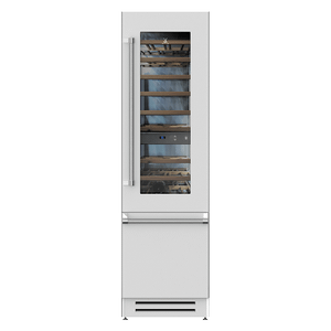 "24"" Wine Refrigerator - KRW Series - Steeletto"
