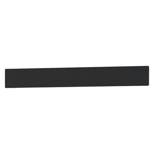 BEST Range Hoods - ICB3 36'' Back Glass Panel Black